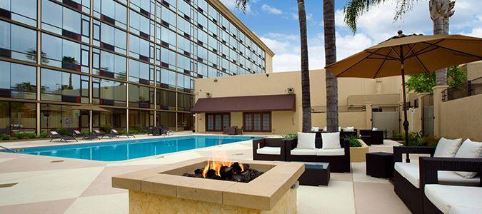 Red Lion Anaheim Hotel