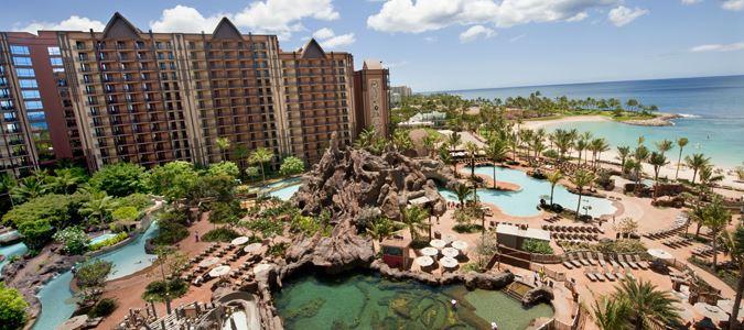 Aulani, A Disney Resort and Spa