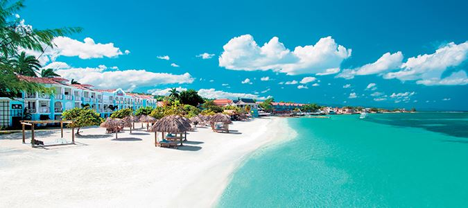 Montego Bay Jamaica Vacation Packages Southwest Vacations - All inclusive caribbean deals
