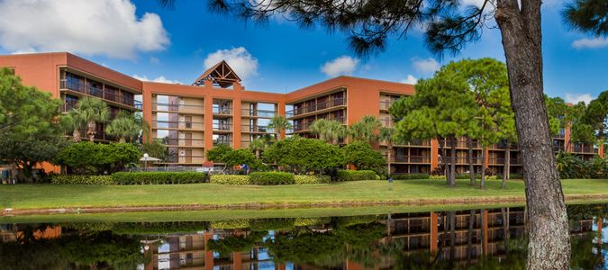 Clarion Inn Lake Buena Vista, a Rosen Hotel