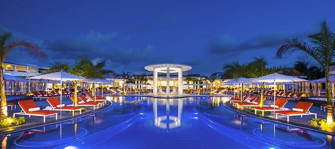 The Grand at Moon Palace Cancun  All Inclusive Detailed Information