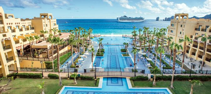 Riu santa fe cabo san lucas package deals