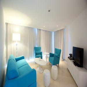 Master Suite Living Room