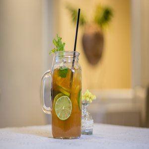 Ice Tea at Yaraví Cafe