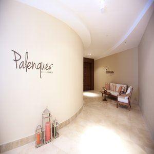 Palenques Restaurant Entrance