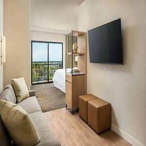 Ponto Suite - Living Area