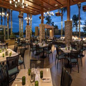 Twenty 20 Restaurant Terrace