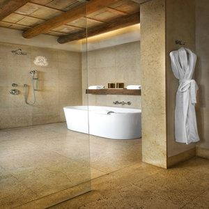 Luxury Villa - Bathroom