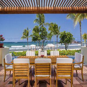Three-Bedroom Luxury Villa - Terrace