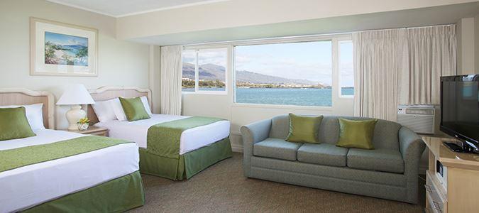 Oceanfront Deluxe Guestroom