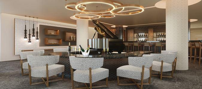 Rendezvous Lobby Bar Rendering