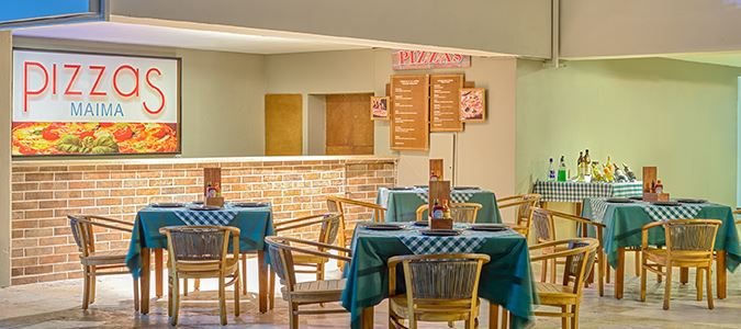 Pizzas Maima Restaurant
