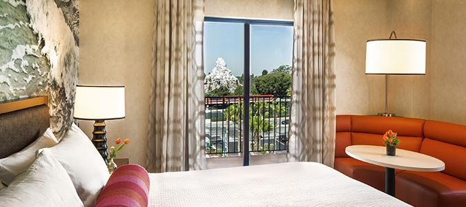 Standard Guestroom Disney Resort View