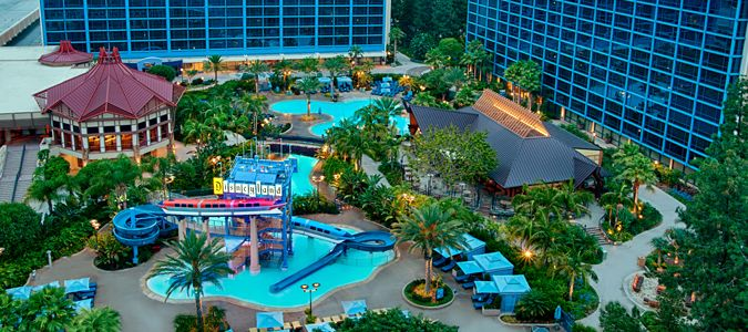 Monorail Pool Overview