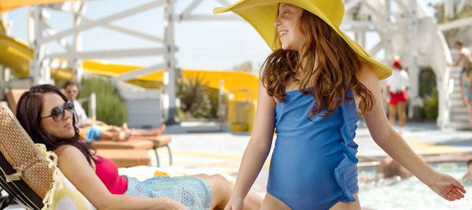 Scenic Pool Deck