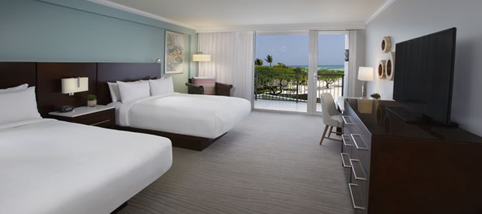 Limited View Guestroom