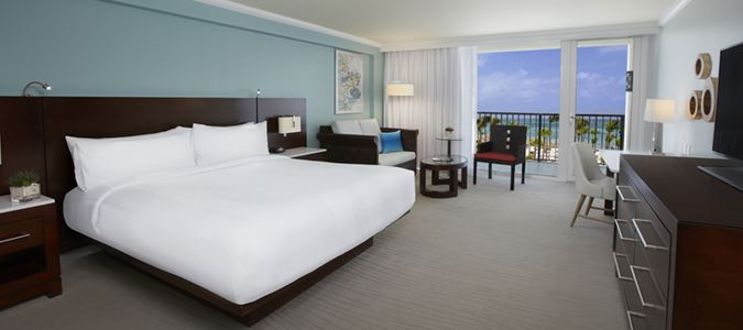 Premium Oceanview Guestroom