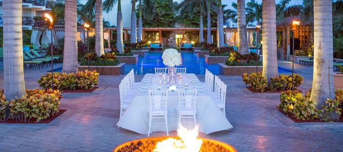 Wedding Reception at H2Oasis