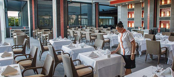 Atlantis Restaurant Terrace