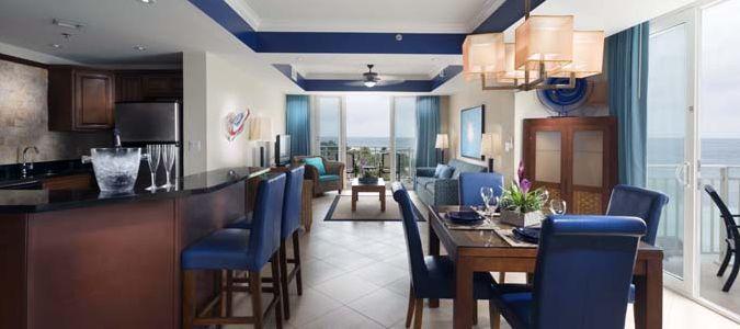 Beach Tower One Bedroom Suite