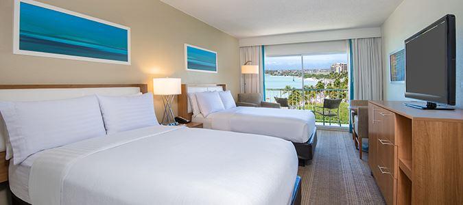 Oceanfront View Guestroom