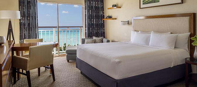 Ocean Poolview Guestroom