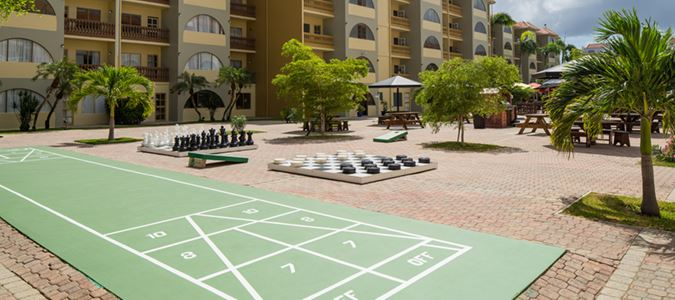 Game Courtyard