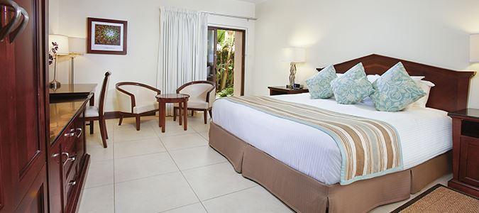 Deluxe Gardenview Guestroom