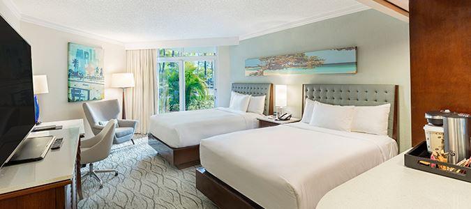 Oceanview Guestroom Balcony