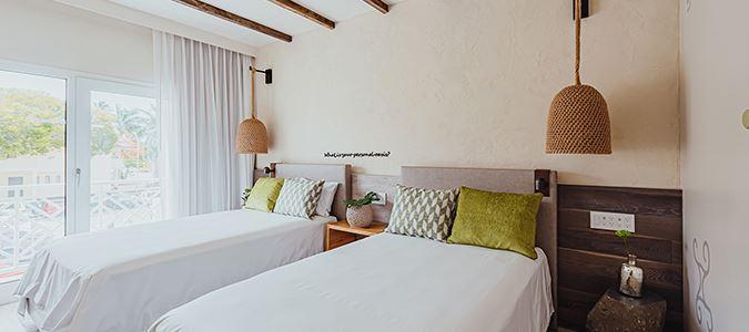 Marina Hotel Island Guestroom
