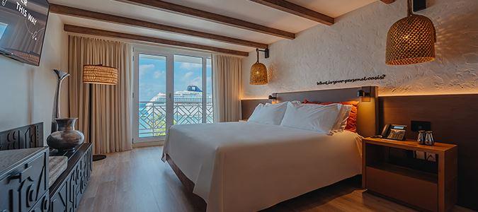 Marina Hotel Ocean Guestroom