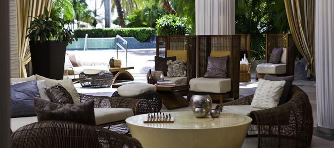 Ocean Suites Lobby