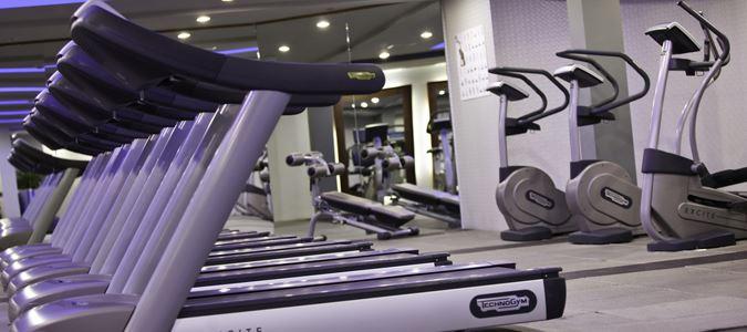 Marina Hotel Gym