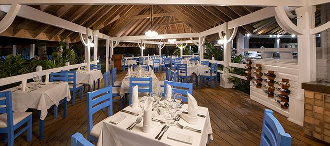 Mediterrenas Restaurant