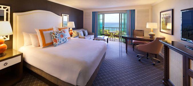 Deluxe Seaview Guestroom
