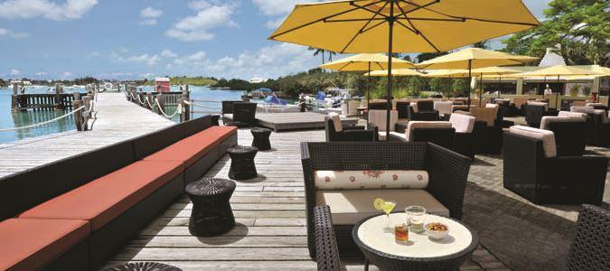 The Dock at Waterlot Inn