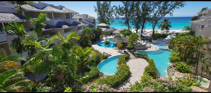 Exterior, Pools and Beach