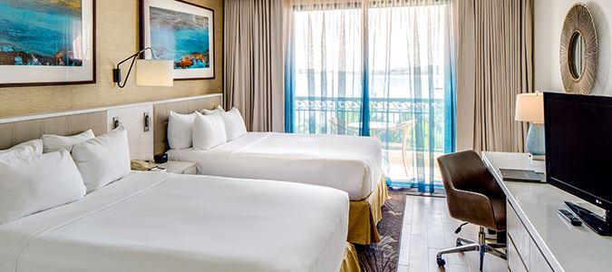 Bayview Guestroom
