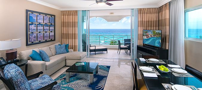 Oceanfront Suite