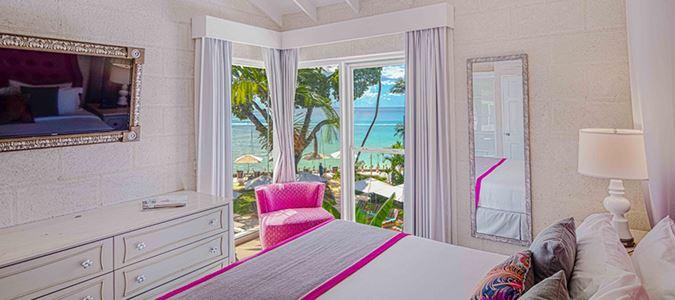 Oceanview One Bedroom Suite