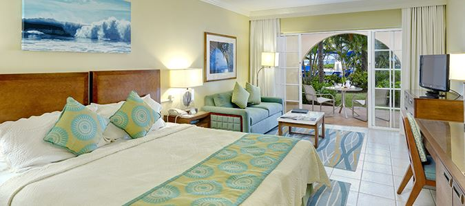 Junior Suite Poolview