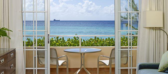 Junior Suite Deluxe Oceanview