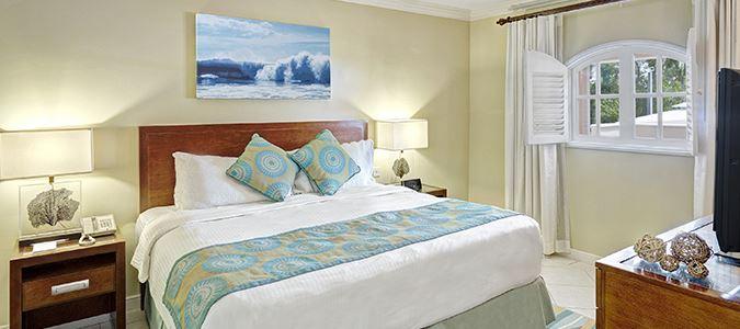 One Bedroom Suite Gardenview