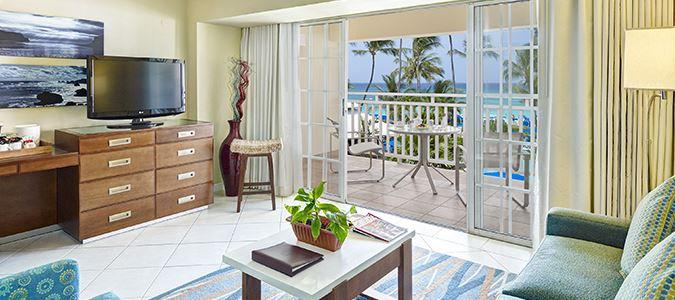 One Bedroom Suite Oceanview