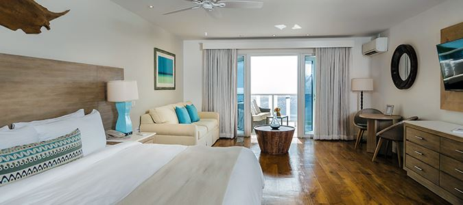 Oceanfront Junior Suite