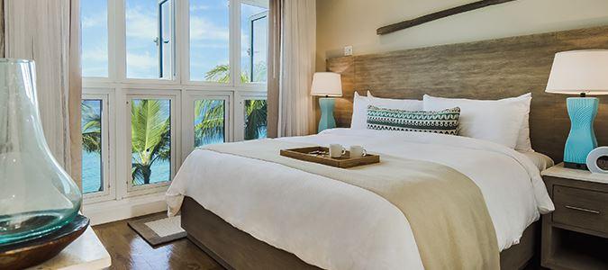 Oceanfront Duplex Suite