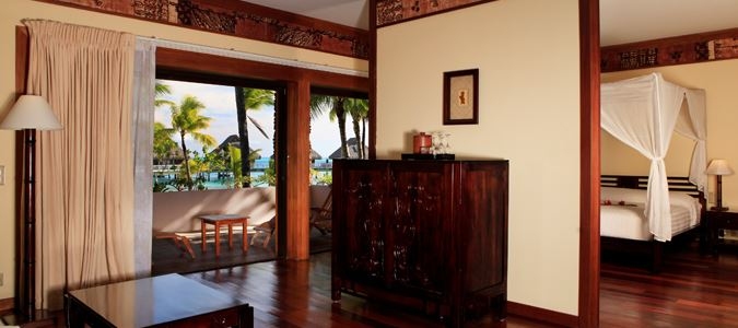 Lagoon View Suite