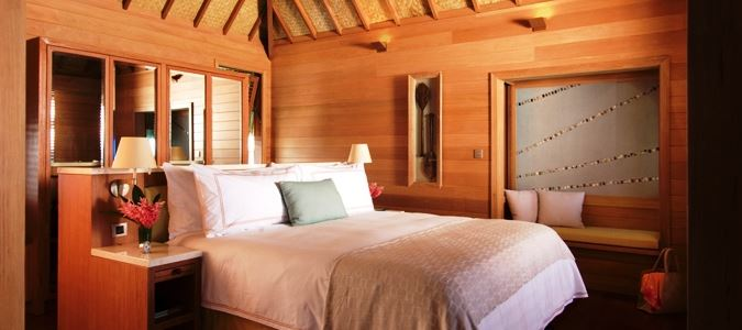 Herenui Two Bedroom Overwater Bungalow Suite with Plunge Pool