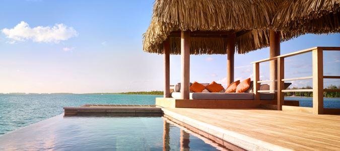 Otemanu Overwater Bungalow Suite with Plunge Pool