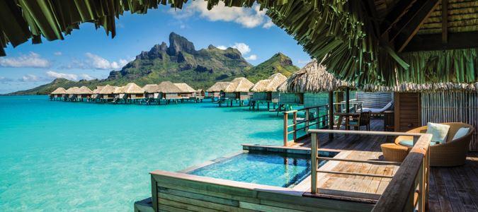 Overwater Bungalow Suites